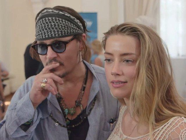 """Johnny Depp o acuza pe Amber Heard ca s-a prezentat in instanta cu """"vanatai desenate"""": Ea a fost agresorul, iar eu victima"""