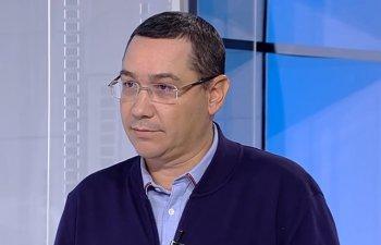 Ponta, despre Dragnea: Daca maine il paraseste Irina, o sa spuna ca e securista sau e cu Soros