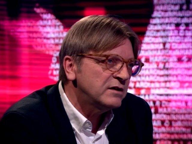 Guy Verhofstadt va fi prezent la mitingul Aliantei 2020 USR PLUS de pe 24 mai din Capitala