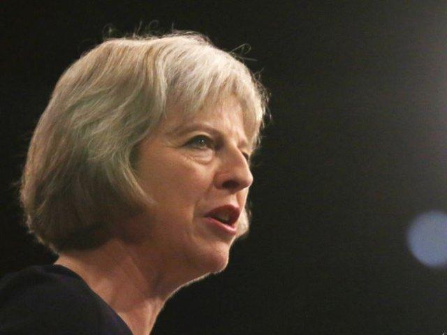 Theresa May si-a anuntat demisia