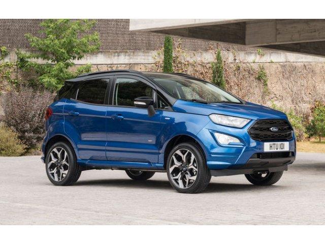 Productia Ford la uzina de la Craiova a crescut cu 3.1% in primele patru luni ale anului: aproape 47.000 de unitati Ecosport