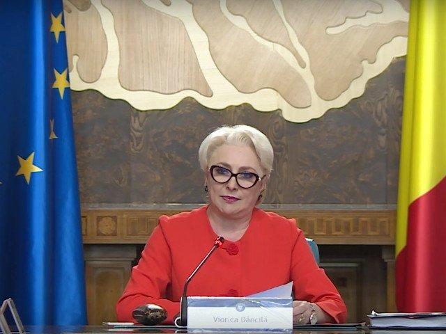 Viorica Dancila s-a razgandit: Vreau sa le transmit romanilor ca nu voi vota la referendum
