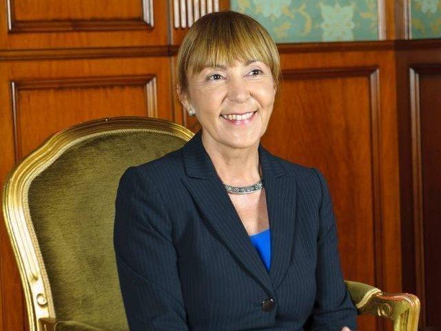 Monica Macovei: Prezenta redusa la vot si la referendum ar fi un dezastru pentru libertatea noastra si pentru o justitie dreapta