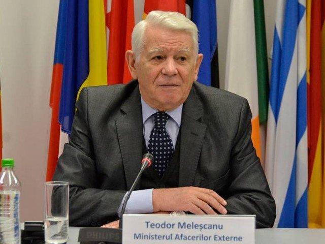 """Petitie online prin care se cere demisia lui Teodor Melescanu, pentru """"sabotarea votului din disapora"""""""