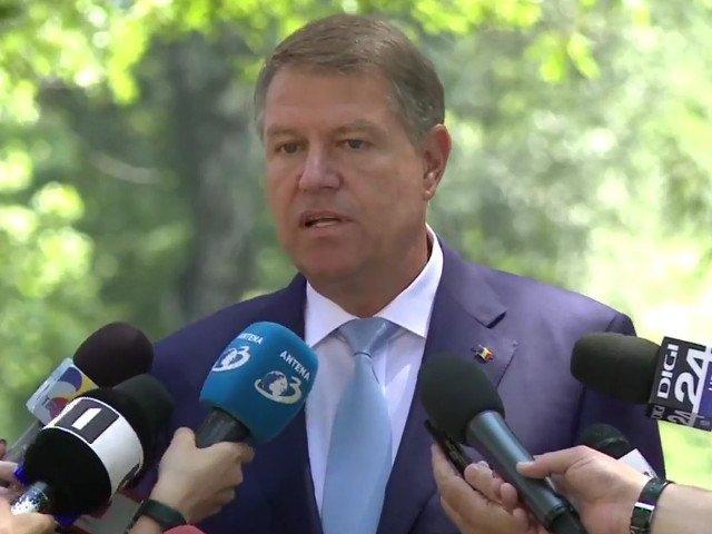 Klaus Iohannis: Titus Corlatean nu va fi ministru la nimic