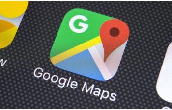 Functie noua pentru utilizatorii Google Maps din Romania: aplicatia afiseaza limitele de viteza