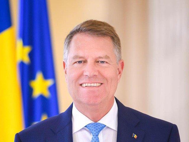 Iohannis: Am invitat partidele sa semnam un pact politic pentru Romania europeana