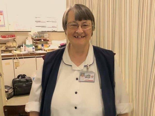 O asistenta medicala nu si-a luat nicio zi de concediu in 35 de ani de activitate