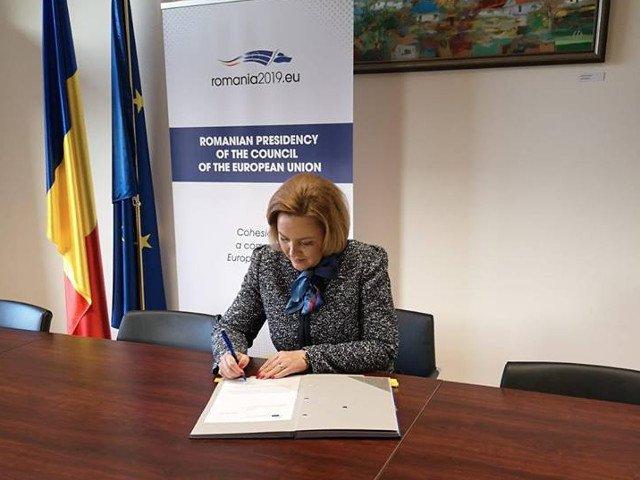Carmen Dan: Ma astept sa se speculeze ca Romania nu e in Schengen pentru ca MAI nu a supus la vot in ultimul Consiliu JAI