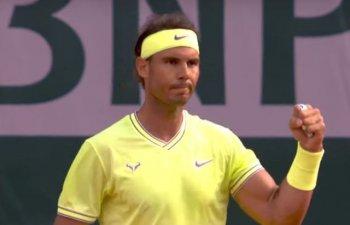 Djokovic, invins la Roland Garros. Finala se va disputa intre Rafael Nadal si Dominic Thiem