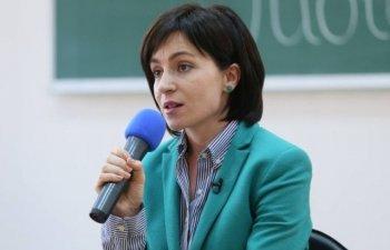 Maia Sandu: Nu puneti in primejdie viata cetatenilor nostri pentru un om care si-a iesit din minti!/ VIDEO