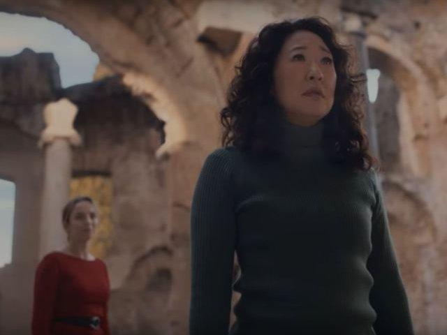 """Noul sezon al serialului """"Killing Eve"""", audienta de 3,5 milioane de telespectatori si reactii pozitive: """"Este aur pur"""""""