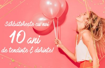 FashionUP lanseaza MarketUP!, la aniversarea a 10 ani de prezenta pe piata de retail