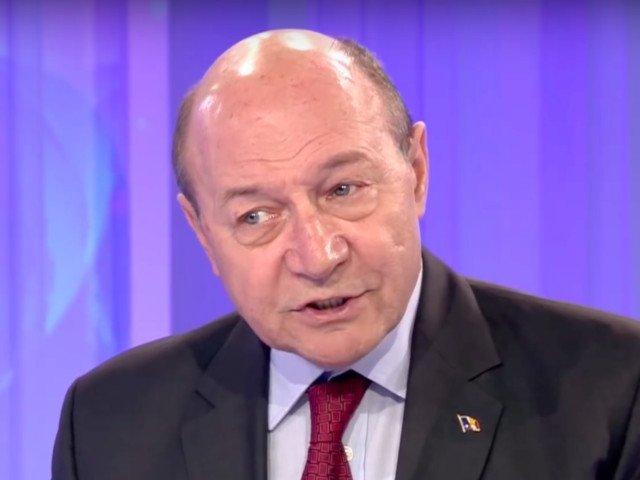 Traian Basescu: As putea sa iau eu guvernul, ca sa enervam pe toata lumea