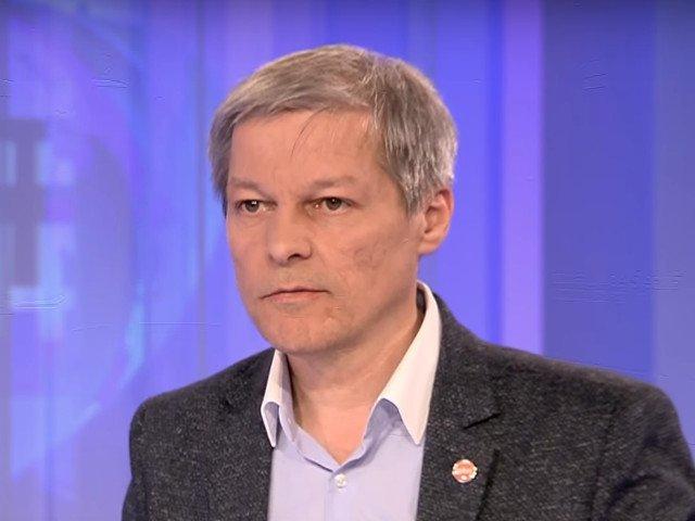 Ciolos: USR-PLUS este gata sa-si asume o guvernare cu sprijin in Parlament. E nevoie de alegeri anticipate