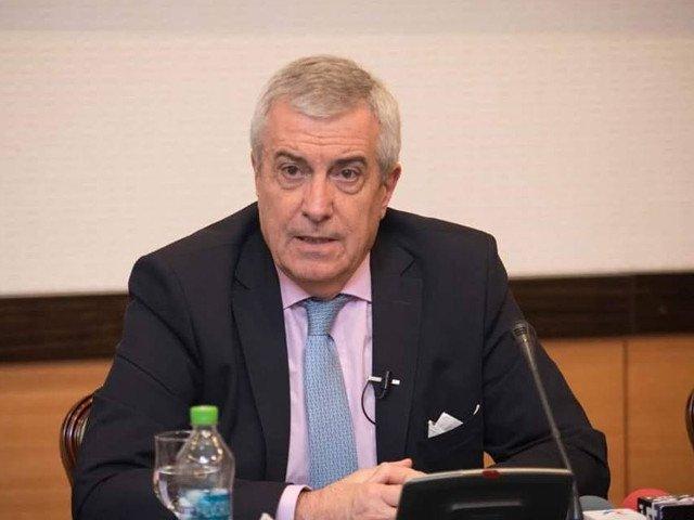 Tariceanu, despre Acordul propus de presedinte: Lipsa de respect fata de rolul institutiilor