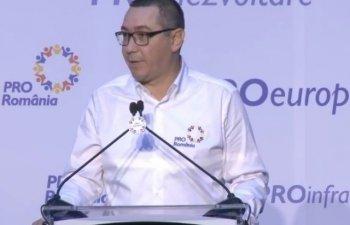 Ponta: Sa va dau o veste proasta - din data de 2 iulie Corina Cretu nu va mai fi comisar european