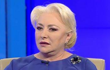 Viorica Dancila, o noua gafa: Eu sper in acest sex... Nu sex, CEx