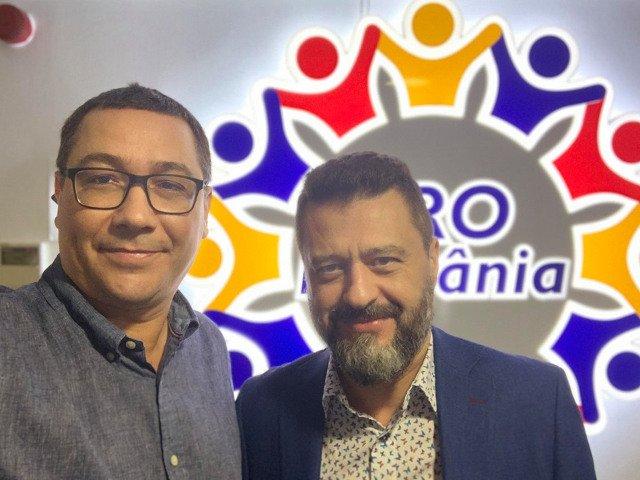 Inca un deputat PSD s-a inscris in Pro Romania, anunta Ponta