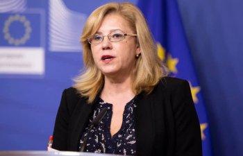 Corina Cretu a explicat de ce si-a dat demisia din functia de comisar european