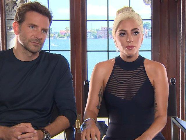 Lady Gaga reactioneaza la zvonurile privind o relatie cu Bradley Cooper