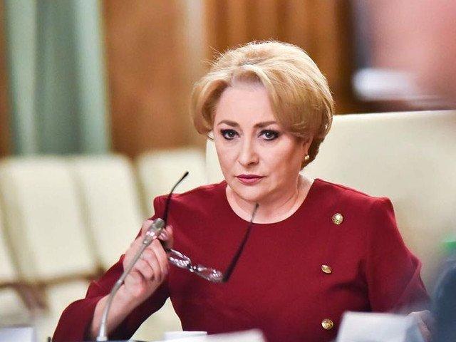 Viorica Dancila a transmis un mesaj de sustinere prim-ministrului Republicii Moldova, Maia Sandu