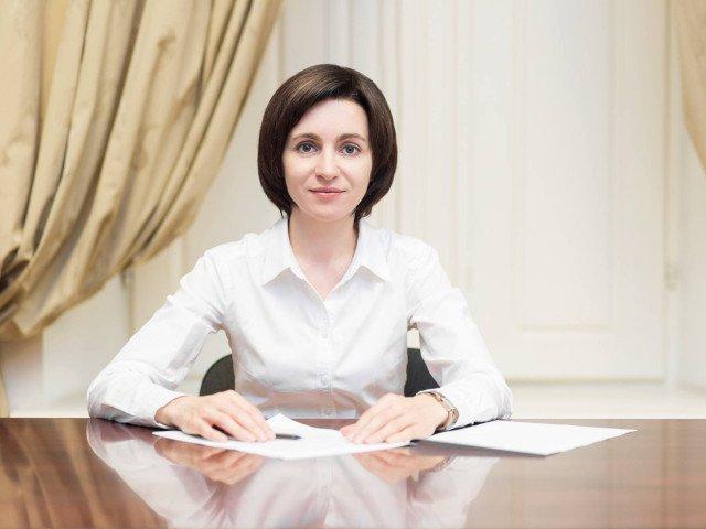 Maia Sandu: Le solicit judecatorilor Curtii sa-si prezinte imediat demisiile