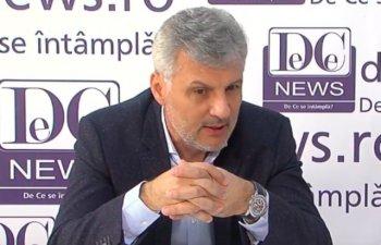 Zamfir, catre Iohannis: Va informez si va atasez si probe ca se circula foarte civilizat cu trenul de la Sibiu la Bucuresti