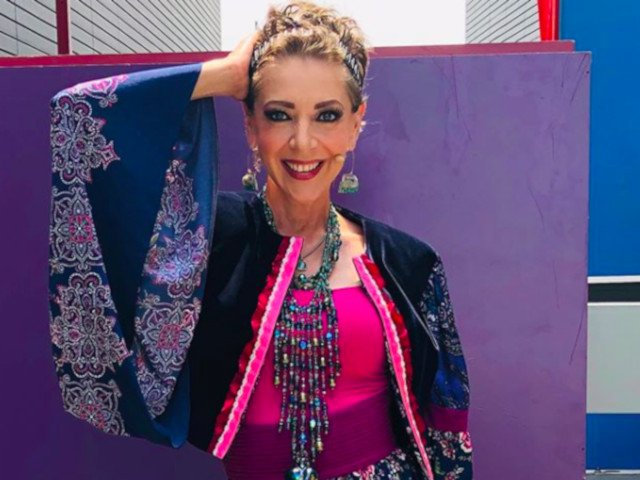Actrita Edith Gonzalez a fost inmormantata/ VIDEO