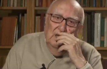 Scriitorul italian Andrea Camilleri, in stare grava dupa ce a suferit un infarct