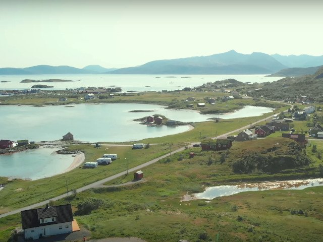 O insula din nordul Norvegiei vrea sa devina prima zona din lume fara fus orar