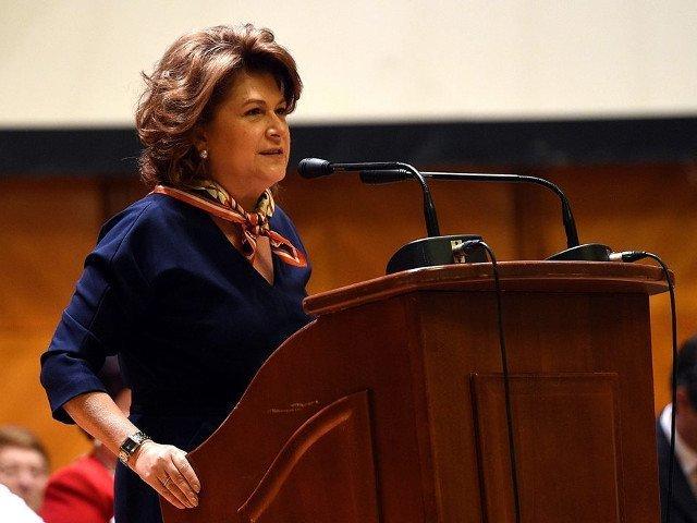 Rovana Plumb, aleasa vicepresedinte in cadrul grupului politic al socialistilor europeni din Parlamentul European