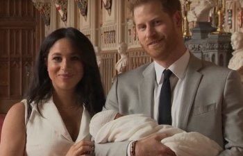 Fiul ducilor de Sussex va fi botezat in capela in care s-au casatorit Meghan Markle si Printul Harry