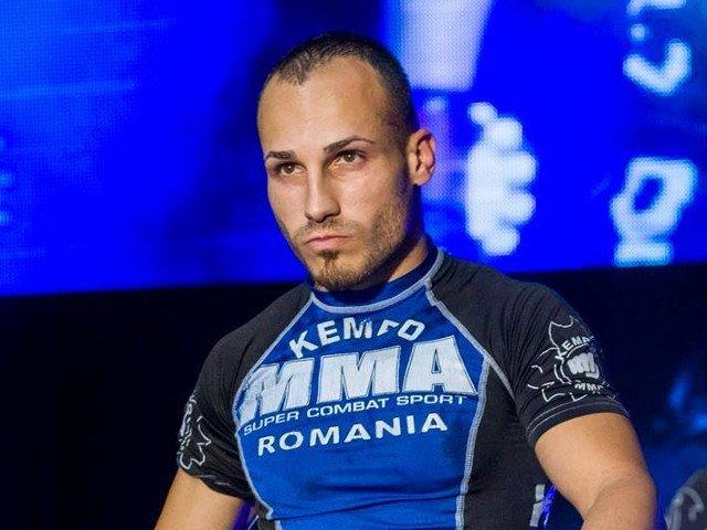 Luptatorul MMA Cosmin Dusa a fost gasit mort in camera sa de hotel