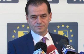 Ludovic Orban: PNL il sustine pe Mugur Isarescu pentru functia de guvernator al BNR