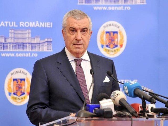 Tariceanu: Domnul Isarescu beneficiaza de sprijinul ALDE