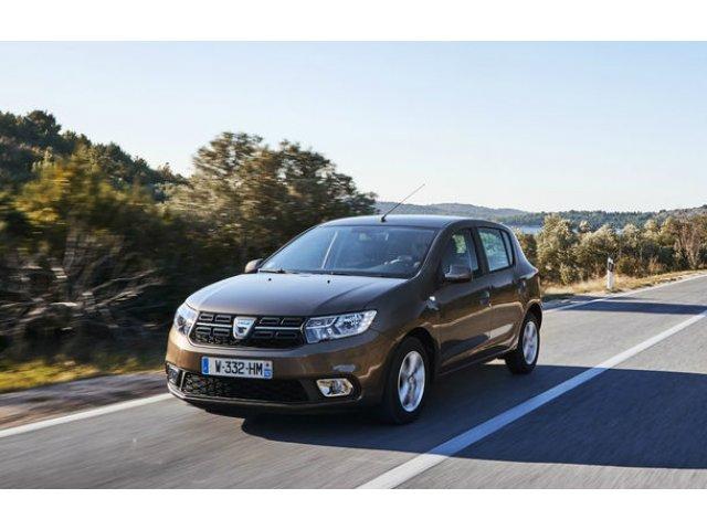O noua performanta pentru Dacia: Sandero a fost cea mai vanduta masina in Spania in luna iunie