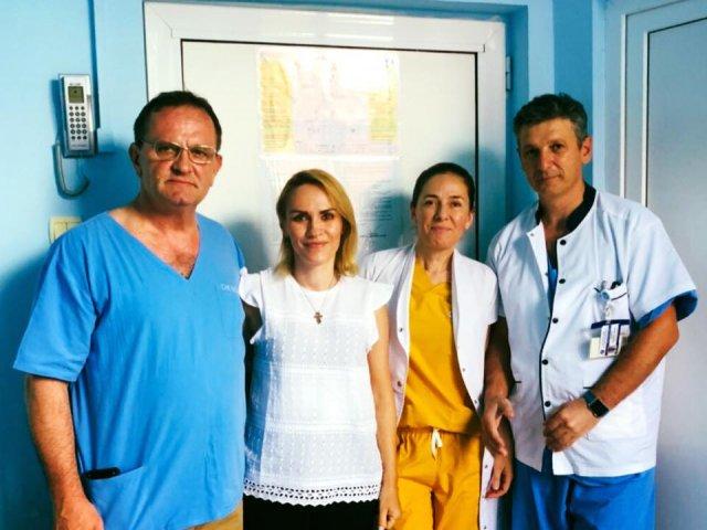 """Gabriela Firea anunta ca s-a externat din spital si se va intoarce la Primarie: """"Nu mor caii cand vor cainii, da?"""""""