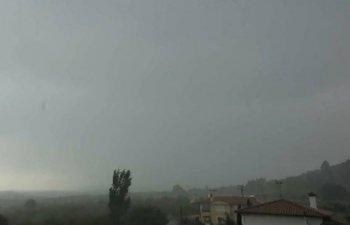 7 persoane au murit si 100 au fost ranite in urma unei furtuni care a lovit peninsula greaca Halkidiki/ VIDEO