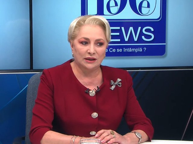 Dancila: Daca partidul imi va cere sa candidez la prezidentiale, voi accepta ceea ce spune partidul/ VIDEO