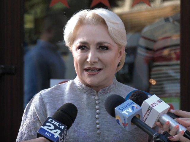 Dancila, despre mutarea ambasadei la Ierusalim: Este o decizie politica pe care trebuie sa o ia presedintele Romaniei