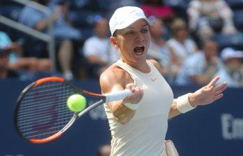 Simona Halep s-a calificat pentru prima oara in finala turneului de la Wimbledon/ VIDEO