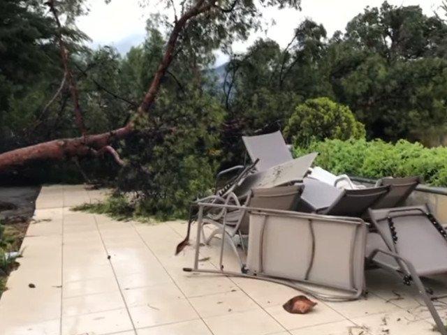 """Romanca, despre furtuna din Halkidiki: """"A fost ca o apocalipsa""""/ VIDEO"""