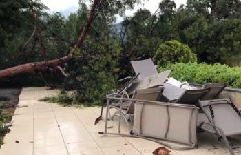 Romanca, despre furtuna din Halkidiki: