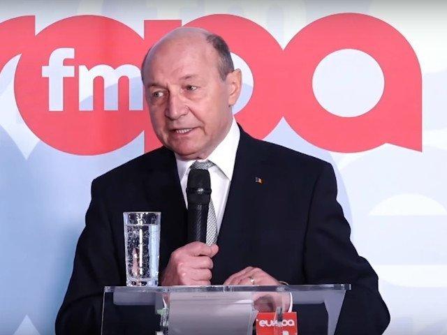Basescu: Am vazut nenorociri facute de justitie si GRECO nu spune un cuvant, s-a focusat pe desfintarea Sectiei pentru magistrati