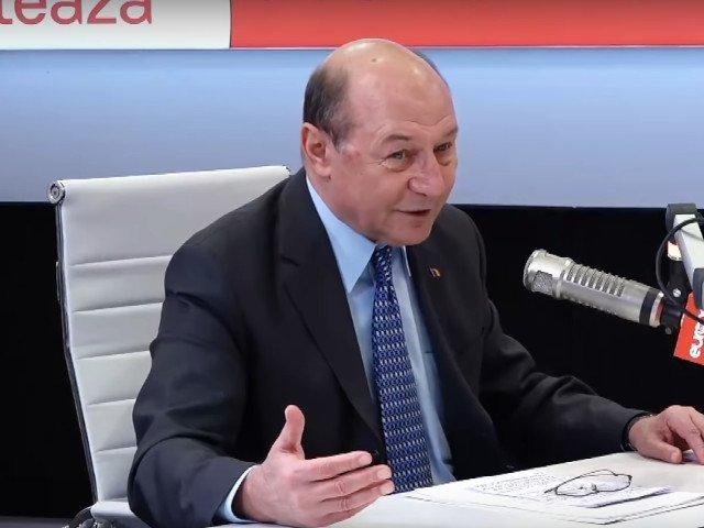 Traian Basescu: PSD, cu Teodorovici sau cu Dancila, nu intra in turul doi