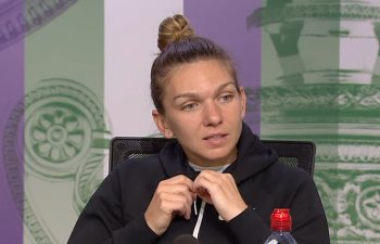 Presa internationala, dupa ce Simona Halep s-a calificat in finala la Wimbledon:
