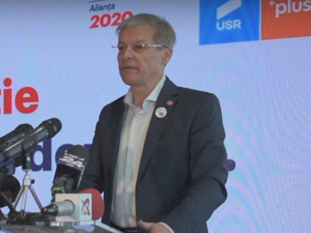 Ciolos: Prezidentiabilul PLUS, ales prin vot electronic, in perioada 22-27 iulie