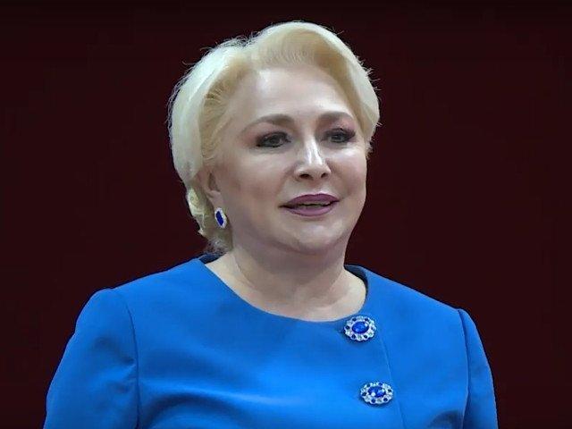 Dancila: Candidatul care se va pozitiona bine in sondaje, dar care va avea si sustinerea partidului, merge la prezidentiale