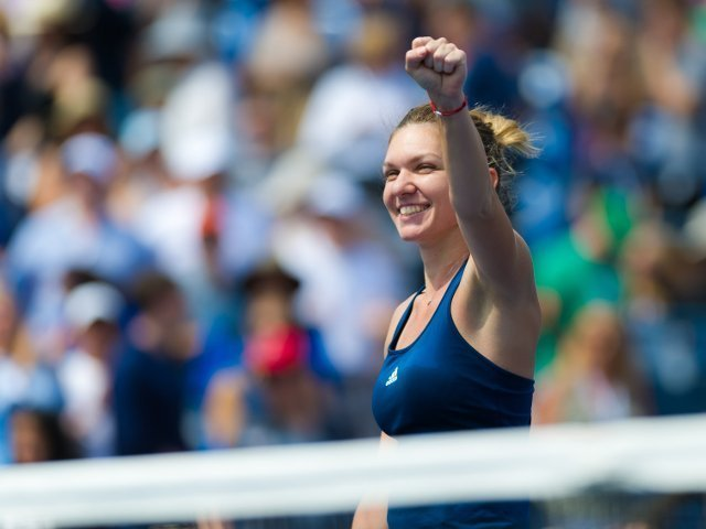 Simona Halep a castigat turneul de la Wimbledon